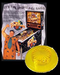 The Flintstones bumpercap set
