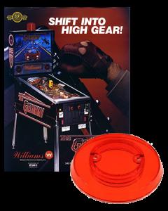 The Getaway bumpercap set