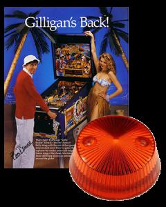 Gilligan's Island bumpercap set