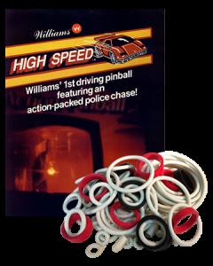 High Speed Rubberset