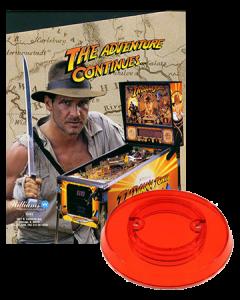 Indiana Jones bumpercap set