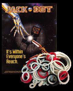 Jackbot rubberset