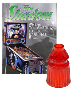 The Shadow starpost set