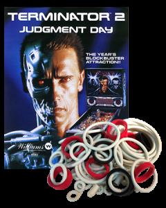 Terminator 2 rubberset