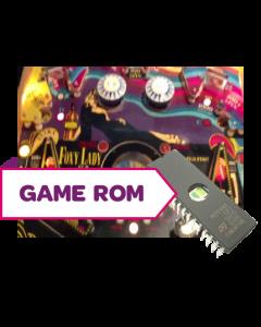 Foxy Lady CPU Game Rom A