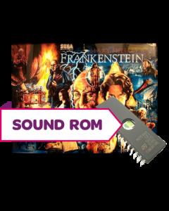 Mary Shelley's Frankenstein Sound Rom U7