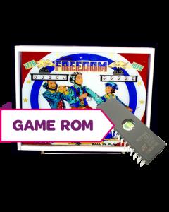Freedom CPU Game Rom Set