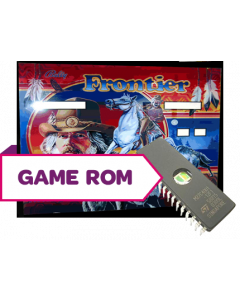 Frontier CPU Game Rom Set
