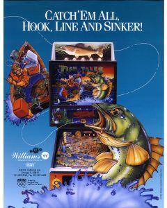 Fish Tales Flyer
