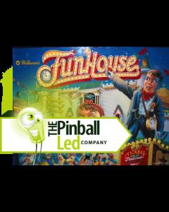Funhouse UltiFlux Playfield LED Set