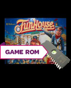 Funhouse Game/Sound Rom Set (9.06Home)