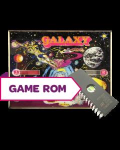 Galaxy CPU Game Rom Set 7-Digit Bootleg