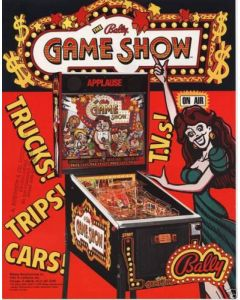 Game Show Flyer