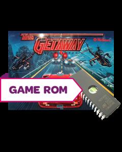 The Getaway CPU Game Rom