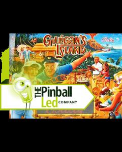 Gilligans Island UltiFlux Playfield LED Set