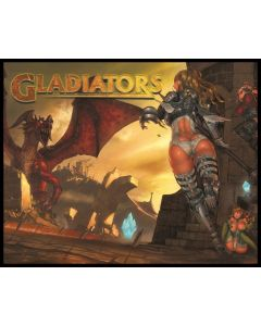 Gladiators Alternate Translite