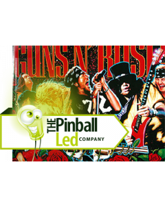 Guns N' Roses UltiFlux Playfield LED Set
