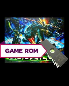 Godzilla Game/Display Rom Set