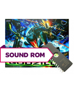 Godzilla Sound Rom U17