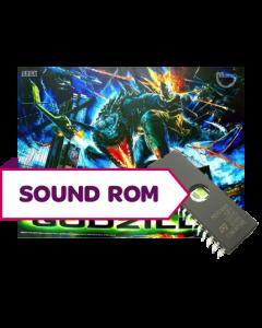 Godzilla Sound Rom U21