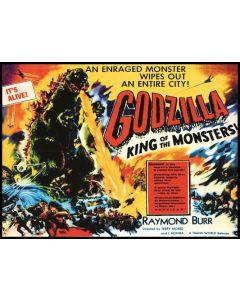 Godzilla Alternate Translite