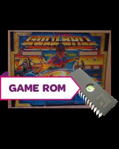 Gold Ball CPU Game Rom Set (7-Digit Bootleg)