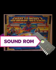 Gold Ball Sound Rom