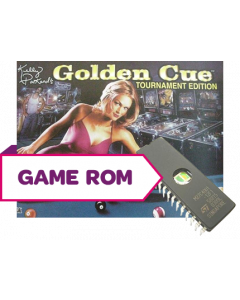 Golden Cue Game/Display Rom Set