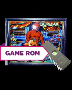 Gorgar CPU Game Rom