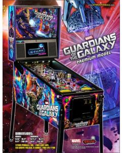 Guardians of the Galaxy Premium Flyer