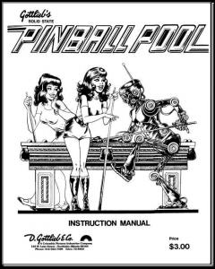 Pinball Pool Manual