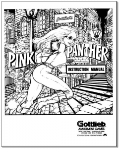 Pink Panther Manual