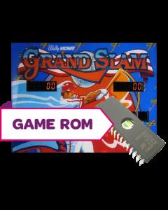 Grand Slam CPU Game Rom Set