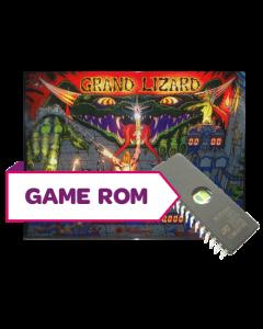 Grand Lizard CPU Game Rom Set
