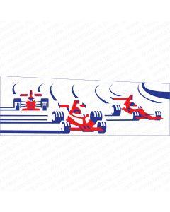 Grand Prix Stencil Kit