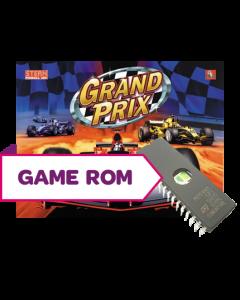 Grand Prix Game/Display Rom Set (French)