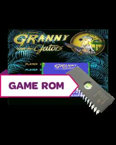 Granny and the Gators CPU Game Rom Set