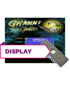 Granny and the Gators Display Rom U5