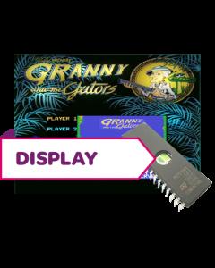 Granny and the Gators Display Rom U6