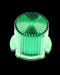Dome Flash Lamp Green