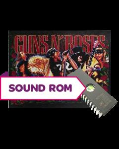 Guns N' Roses Sound Rom U37