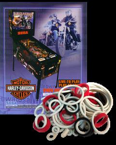 Harley Davidson Rubberset