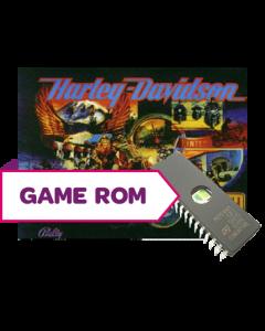 Harley Davidson CPU Game Rom