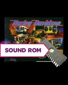 Harley Davidson Sound Rom U15