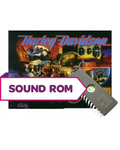 Harley Davidson Sound Rom U18