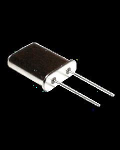 HC-49/U Microprocessor Crystal