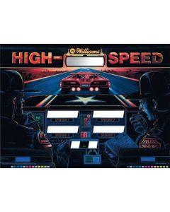 High Speed Mini Translite
