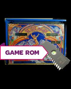 Hotdogging CPU Game Rom Set