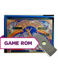 Hotdogging CPU Game Rom Set (7-Digit Bootleg)