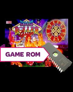 High Roller Casino Game/Display/Sound Rom Set (German)